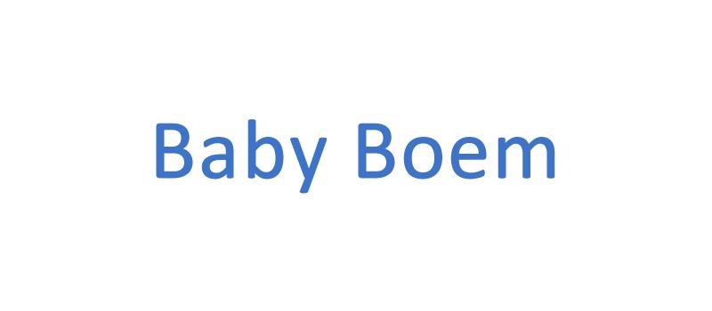 Baby Boem